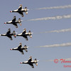 2006 TCF Bank Air Expo 609 - Thunderbirds - F16 Falcon