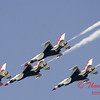 2006 TCF Bank Air Expo 565 - Thunderbirds - F16 Falcon