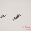 2006 TCF Bank Air Expo 876 - US Navy v Legacy Flight - F18 Hornet & F4U Corsair
