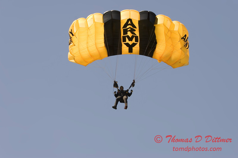 2006 TCF Bank Air Expo 442 - US Army - Golden Knights