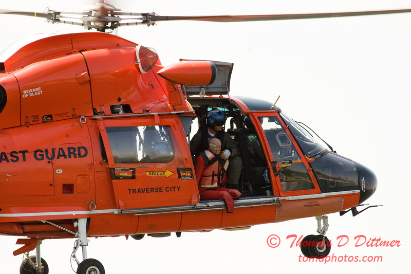 2006 TCF Bank Air Expo 644 - US Coast Guard - Dauphine
