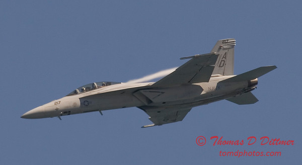 2006 TCF Bank Air Expo 524 - US Navy - F18 Hornet