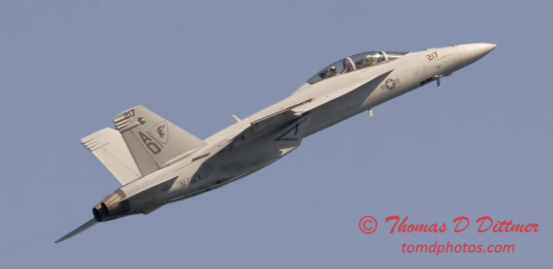 2006 TCF Bank Air Expo 529 - US Navy - F18 Hornet