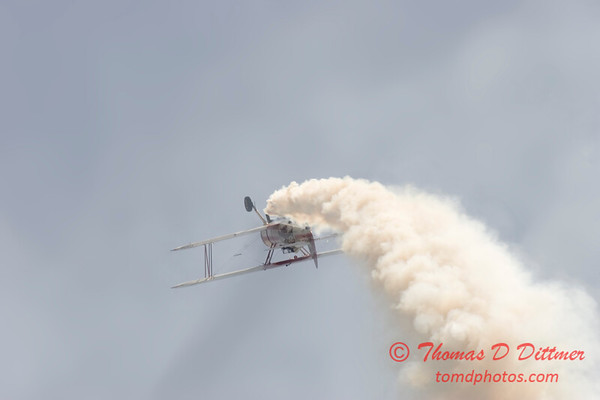 2006 TCF Bank Air Expo 681 - Red Baron Squadron - Stearman