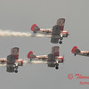 2006 TCF Bank Air Expo 419 - Red Baron Squadron - Stearman