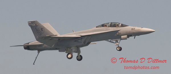 2006 TCF Bank Air Expo 536 - US Navy - F18 Hornet