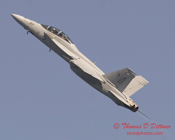 2006 TCF Bank Air Expo 534 - US Navy - F18 Hornet
