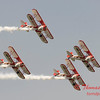 2006 TCF Bank Air Expo 418 - Red Baron Squadron - Stearman