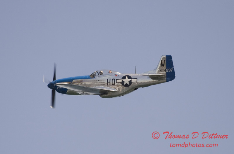 2006 TCF Bank Air Expo 487 - P51 Mustang