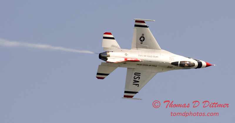 2006 TCF Bank Air Expo 561 - Thunderbirds - F16 Falcon