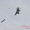 2006 TCF Bank Air Expo 781 - US Air Force Heritage Flight - P51 Mustang & F15 Eagle