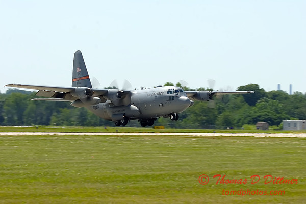 2006 River City Air Expo 363 - C130 Hercules