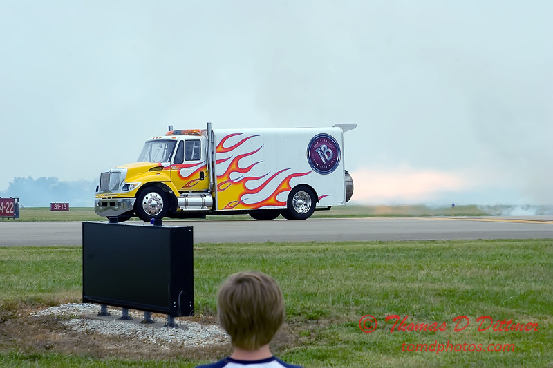 2006 River City Air Expo 57 - Jet Delivery Truck