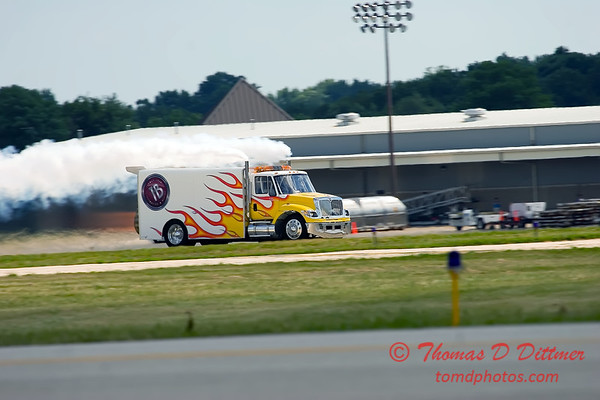 2006 River City Air Expo 283 - Jet Delivery Truck
