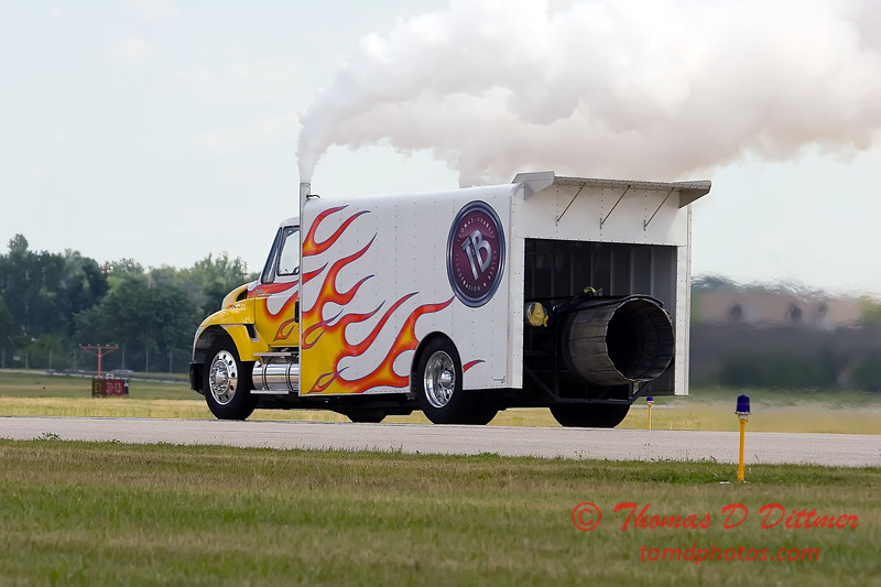 2006 River City Air Expo 276 - Jet Delivery Truck