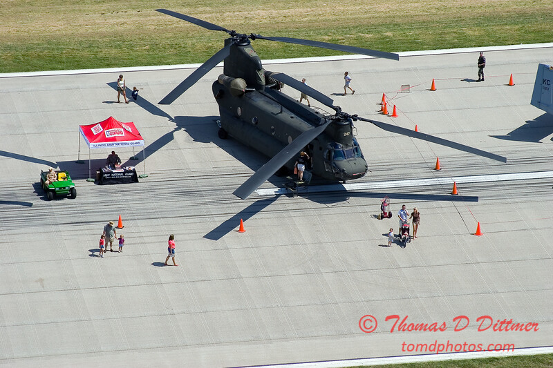 2006 River City Air Expo 557 - CH47 Chinook
