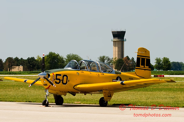 Springfield Air Rendezvous 2006 43 - T34 Mentor