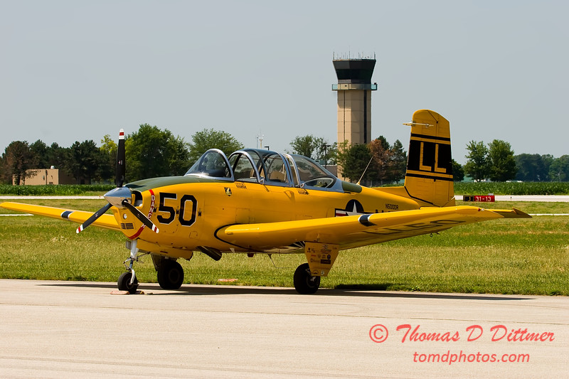 Springfield Air Rendezvous 2006 44 - T34 Mentor