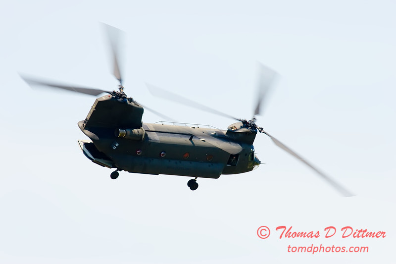 Springfield Air Rendezvous 2006 59 - CH47 Chinook