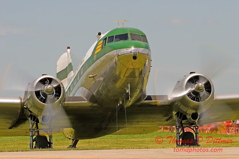2006 Illinois Valley Air Show 164 - DC-3