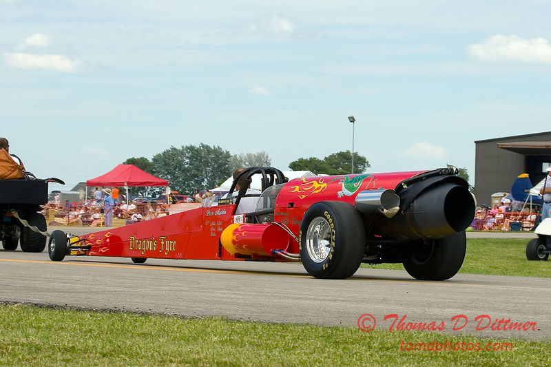 2006 Illinois Valley Air Show 229 - Jet Powered Dragster