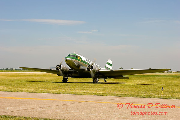 2006 Illinois Valley Air Show 57 - DC-3