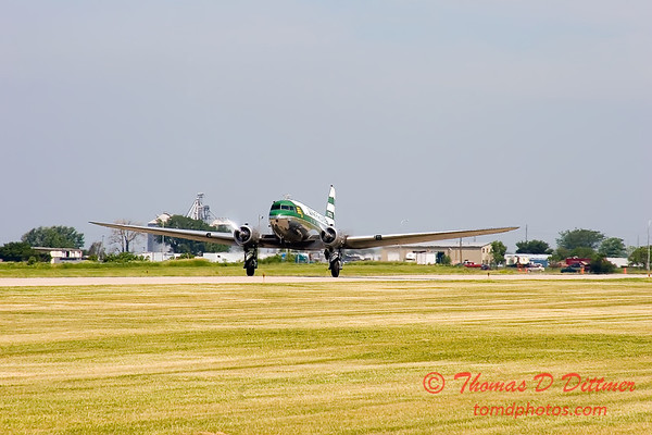 2006 Illinois Valley Air Show 63 - DC-3