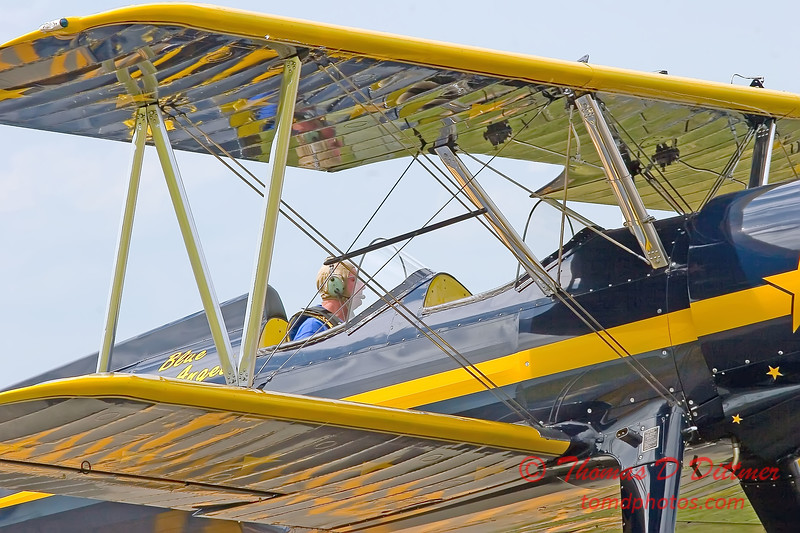 2006 Illinois Valley Air Show 247 - ST75 Stearman