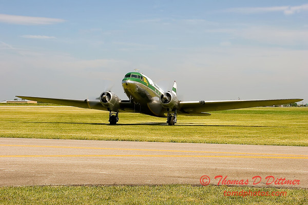 2006 Illinois Valley Air Show 59 - DC-3