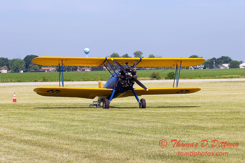 2006 Illinois Valley Air Show 28 - ST75 Stearman