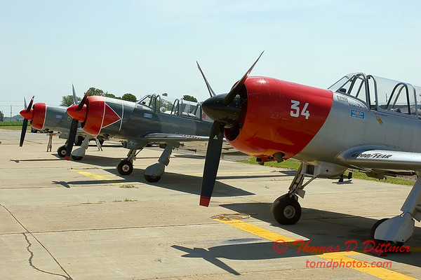 2006 Illinois Valley Air Show 68 - YAK 52