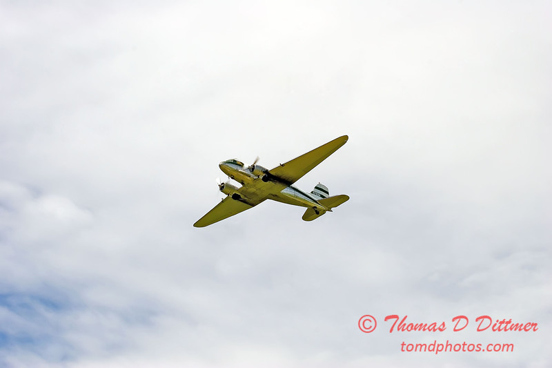 2006 Illinois Valley Air Show 177 - DC-3