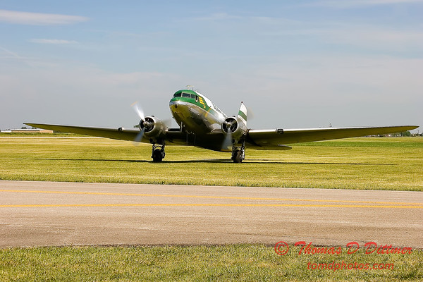2006 Illinois Valley Air Show 58 - DC-3
