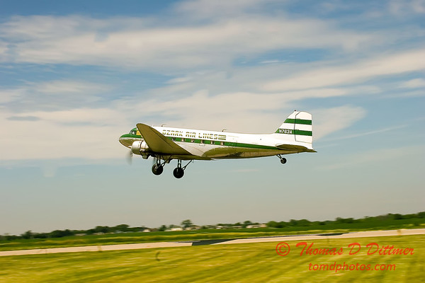 2006 Illinois Valley Air Show 66 - DC-3
