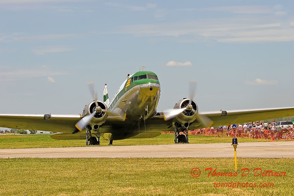 2006 Illinois Valley Air Show 157 - DC-3