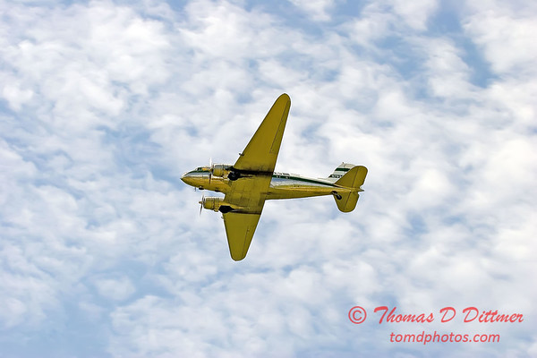 2006 Illinois Valley Air Show 178 - DC-3