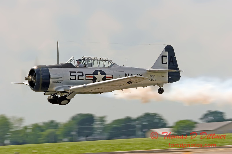 2006 Illinois Valley Air Show 321 - SNJ 5