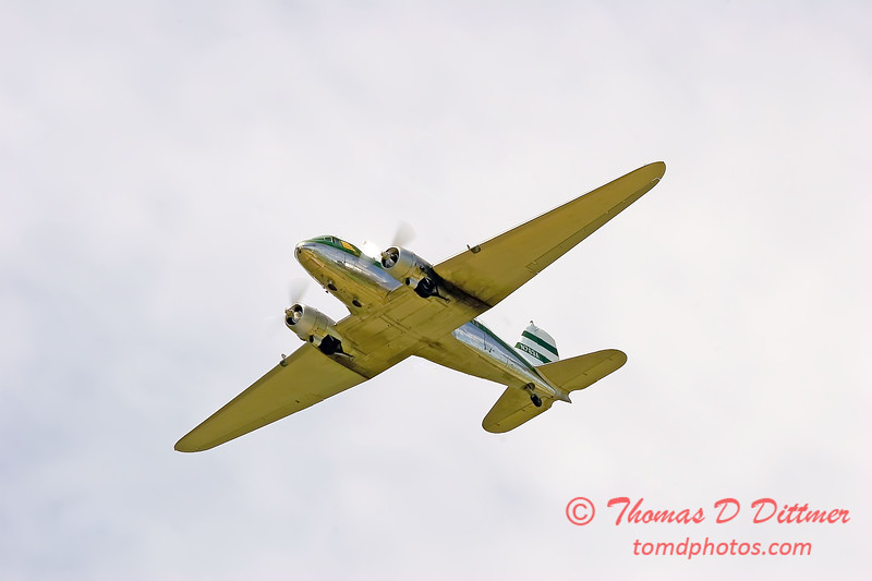 2006 Illinois Valley Air Show 175 - DC-3
