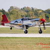 Gathering of Mustangs and Legends - Rickenbacker Airport - Port Columbus OH - Sunday September 30 2007 - 7