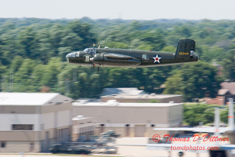 2007 River City Air Expo - 186 - B25 Mitchell