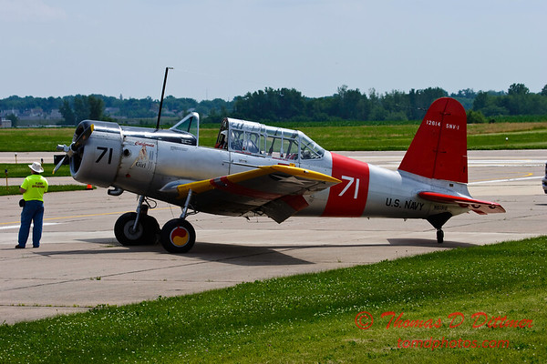 Quad City Air Show - KDVN - Davenport Airport - Davenport Iowa - 1