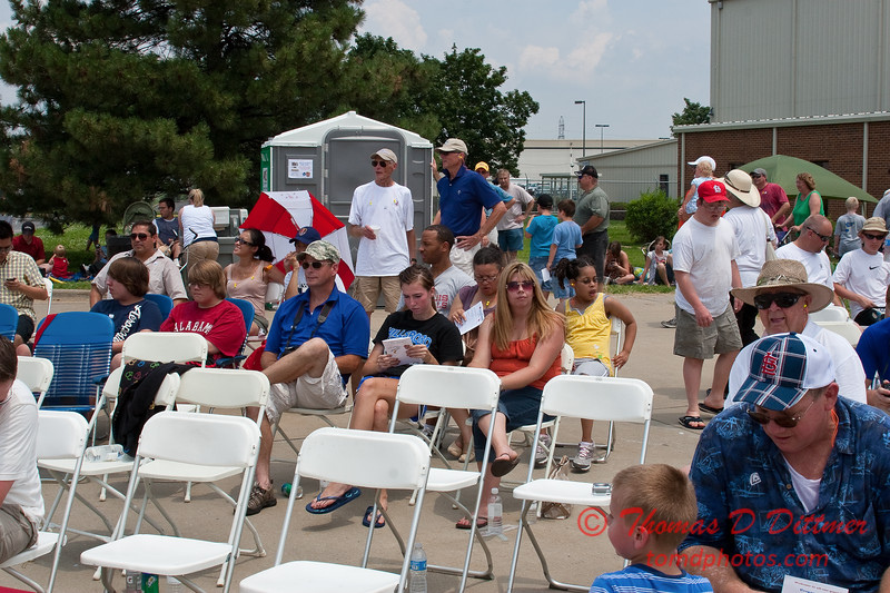 2011 - 7/3 - Fair St. Louis Air Show for People with Special Needs - St. Louis Downtown Airport - Cahokia Illinois 411