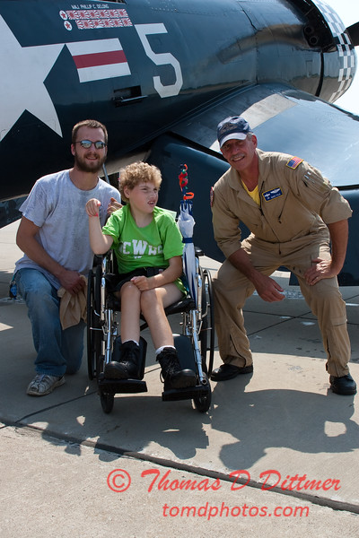 2011 - 7/3 - Fair St. Louis Air Show for People with Special Needs - St. Louis Downtown Airport - Cahokia Illinois 24