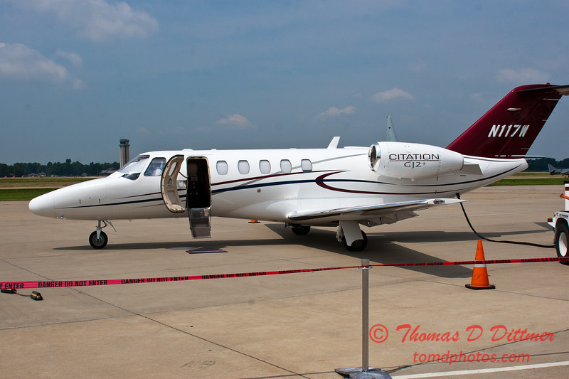 2011 - 7/3 - Fair St. Louis Air Show for People with Special Needs - St. Louis Downtown Airport - Cahokia Illinois 41