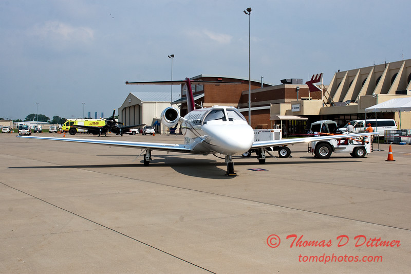 2011 - 7/3 - Fair St. Louis Air Show for People with Special Needs - St. Louis Downtown Airport - Cahokia Illinois 34