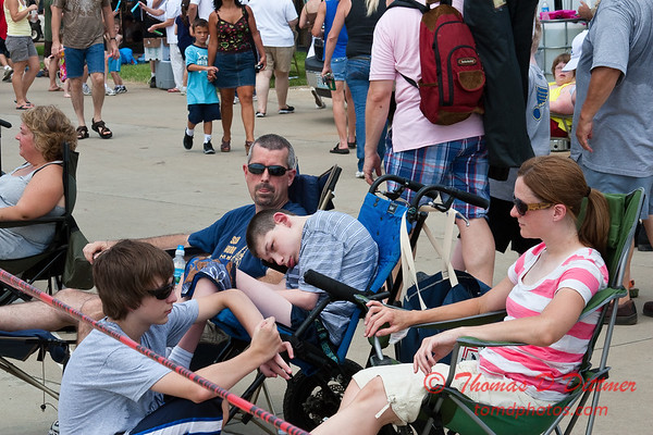 2011 - 7/3 - Fair St. Louis Air Show for People with Special Needs - St. Louis Downtown Airport - Cahokia Illinois 432