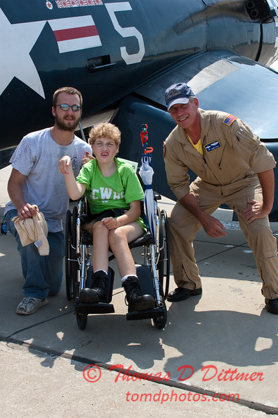 2011 - 7/3 - Fair St. Louis Air Show for People with Special Needs - St. Louis Downtown Airport - Cahokia Illinois 28