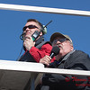 170 - The Airboss and Air Show Announcer at the South East Iowa Air Show in Burlington Iowa