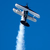 178 - Dick Schulz and the Raptor Pitts perform at the South East Iowa Air Show in Burlington Iowa