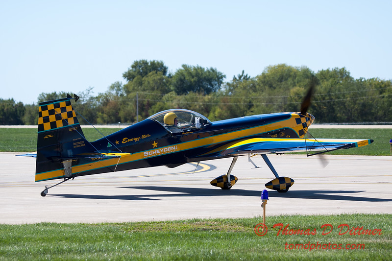 188 - Darrell Massman and his S330 Panzl get ready to perform at the South East Iowa Air Show in Burlington Iowa